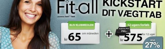 Fit-All opstart i København
